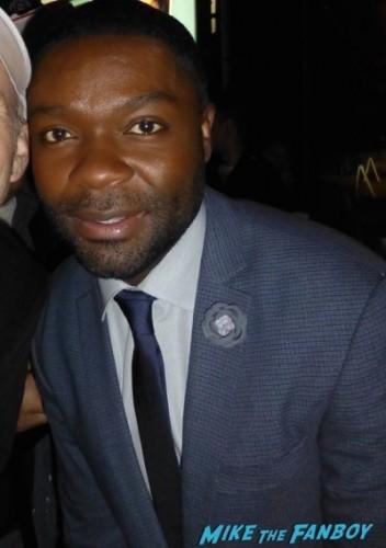 David Oyelowo golden globe fan photo