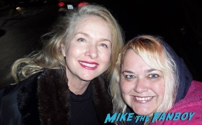 Donna Dixon fan photo now 2015