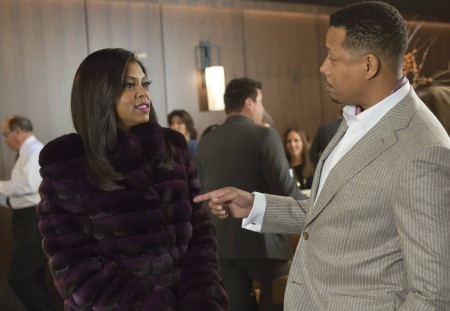 Empire Cookie and Lucious