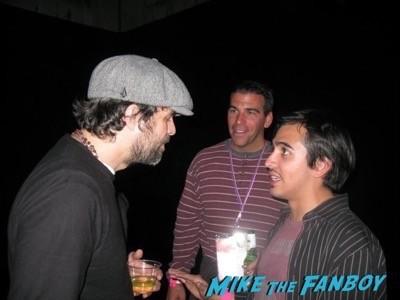 Mark Ruffalo at party