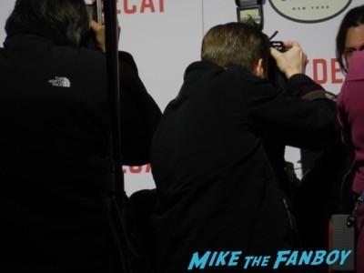 Mortecai los angeles premiere johnny depp signing autographs 1