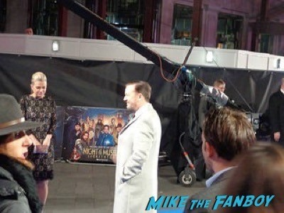 Night at the museum 2 london premiere 29