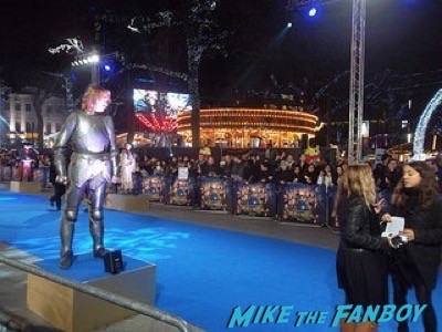 Night at the museum 2 london premiere 7