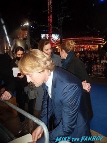 Night at the museum 2 london premiere 8
