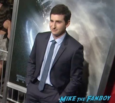 Project Almanac los angeles premiere Jonny Weston jordana brewster 12