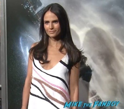 Project Almanac los angeles premiere Jonny Weston jordana brewster 14