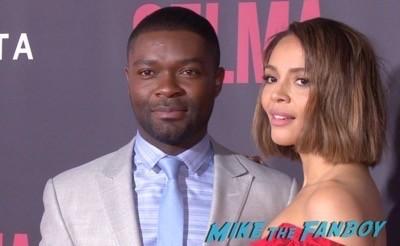 Selma New York premiere 12