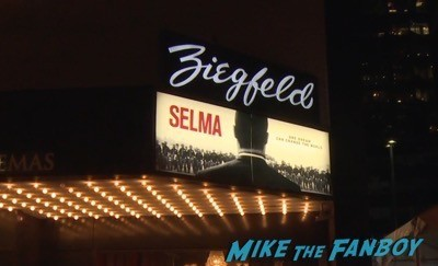Selma New York premiere 6