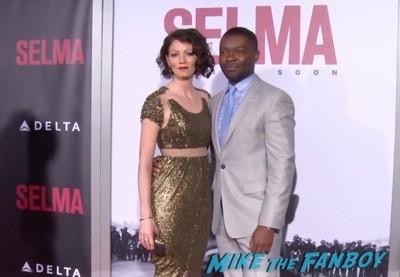 Selma New York premiere 8