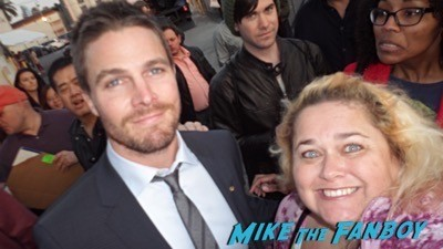 Stephen Amell photo flop jimmy kimmel live 2014 3