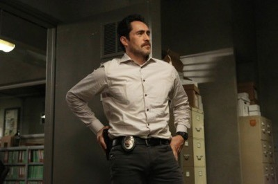 """THE BRIDGE - """"Yankee"""" - Episode 1 (Airs, Wednesday, July 9, 10:00 pm e/p) Pictured: Demian Bechir as Marco Ruiz. CR: Byron Cohen/FX Network"""