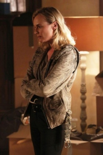 """THE BRIDGE - """"Yankee"""" - Episode 1 (Airs, Wednesday, July 9, 10:00 pm e/p) Pictured: Diane Kruger as Sonya Cross. CR: Byron Cohen/FX Network"""