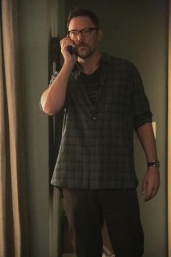 "THE BRIDGE - ""Yankee"" - Episode 1 (Airs, Wednesday, July 9, 10:00 pm e/p) Pictured: Matthew Lillard as Daniel  Frye. CR: Byron Cohen/FX Network"