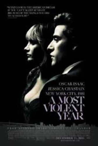 a most violent year movie poster rare