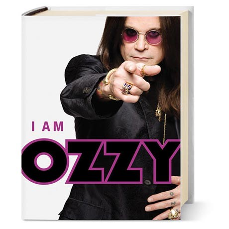 I am ozzy book cover ozzy osbourne