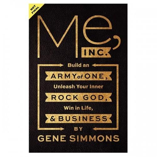 gene simmons me inc. book cover