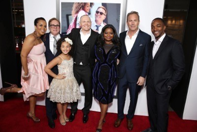 Paula Newsome, Mike Binder, Jillian Estell, Bill Burr, Octavia Spencer, Kevin Costner, Anthony Mackie
