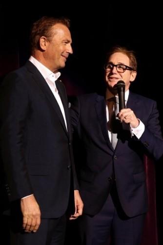 Kevin Costner, Mike Binder