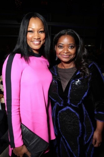 Garcelle Beauvais, Octavia Spencer