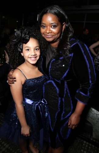 Jillian Estell, Octavia Spencer
