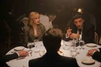 A Most Violent Year press promo still rare jessica chastain oscar isaac