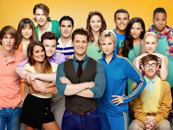 glee season 5 cast photo