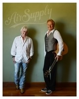 air supply signed autograph cd