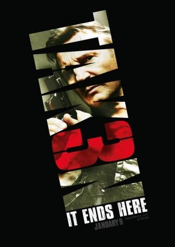 taken three movie poster