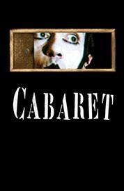 cabaret broadway poster
