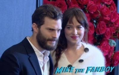 50 Shades of Grey NY Premiere jamie dornan 1