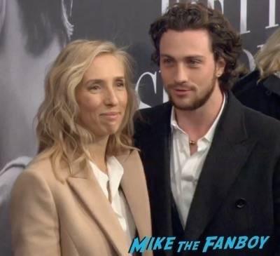 50 Shades of Grey NY Premiere jamie dornan 10