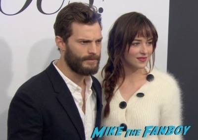 50 Shades of Grey NY Premiere jamie dornan 3