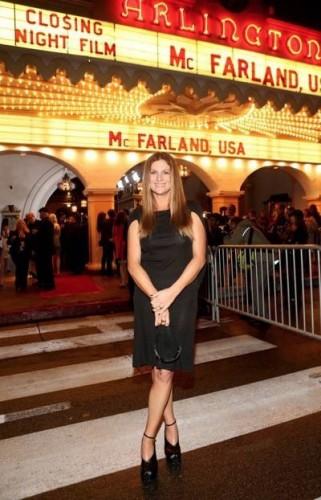 The Santa Barbara Film Festival Closing Night Screening Of McFarland, USA At The Arlington Theatre