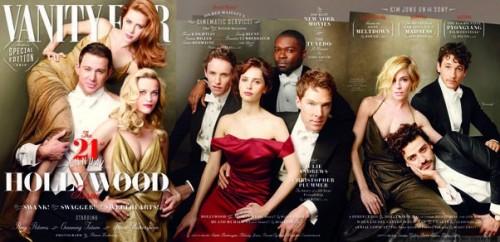 Vanity Fair Hollywood Issue 2015 channing tatum amy adams