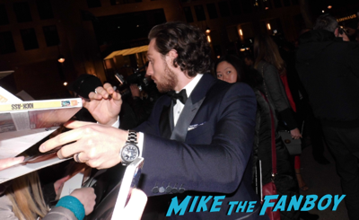 aaron taylor johnson Berlin Film Festival! Fifty Shades Of Grey Premiere 1