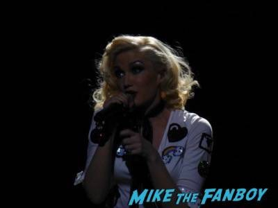 Gwen Stefani livin in concert Orpheum Theater in Los Angeles10
