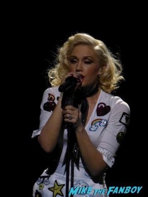 Gwen Stefani livin in concert Orpheum Theater in Los Angeles13