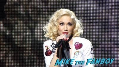 Gwen Stefani livin in concert Orpheum Theater in Los Angeles15