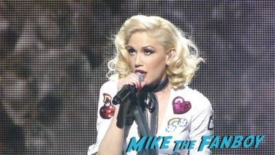 Gwen Stefani livin in concert Orpheum Theater in Los Angeles16
