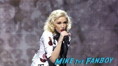Gwen Stefani livin in concert Orpheum Theater in Los Angeles18