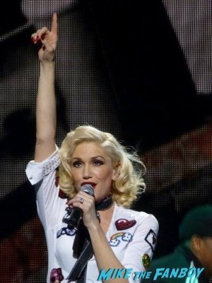 Gwen Stefani livin in concert Orpheum Theater in Los Angeles19