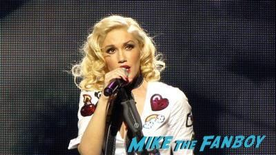 Gwen Stefani livin in concert Orpheum Theater in Los Angeles20