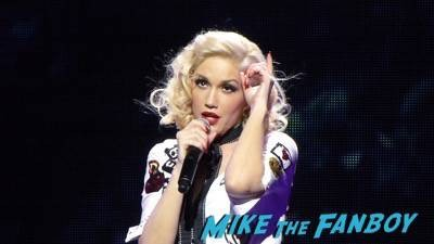 Gwen Stefani livin in concert Orpheum Theater in Los Angeles21