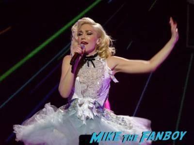 Gwen Stefani livin in concert Orpheum Theater in Los Angeles22