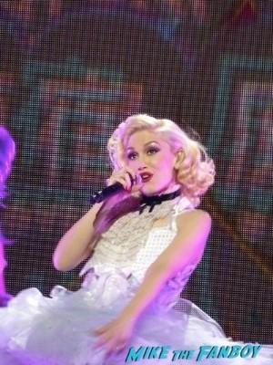 Gwen Stefani livin in concert Orpheum Theater in Los Angeles24