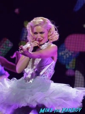 Gwen Stefani livin in concert Orpheum Theater in Los Angeles25