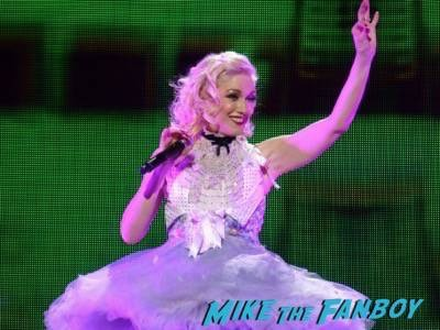 Gwen Stefani livin in concert Orpheum Theater in Los Angeles26