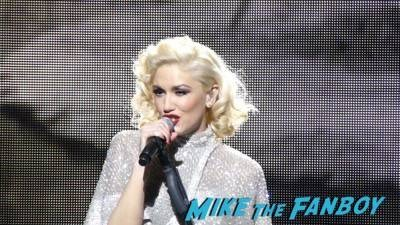 Gwen Stefani livin in concert Orpheum Theater in Los Angeles27