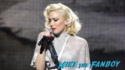 Gwen Stefani livin in concert Orpheum Theater in Los Angeles28