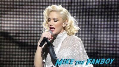 Gwen Stefani livin in concert Orpheum Theater in Los Angeles29